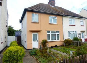 Thumbnail 3 bedroom semi-detached house for sale in St. James Avenue, Peterborough