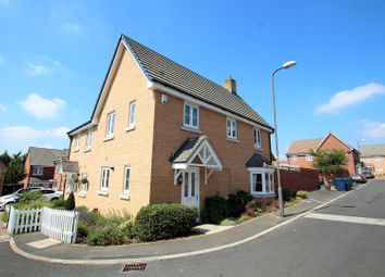 Thumbnail 3 bed semi-detached house for sale in Red Kite Way, High Wycombe