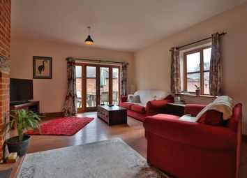 Thumbnail 3 bed detached house for sale in West Harling Road, East Harling, Norwich