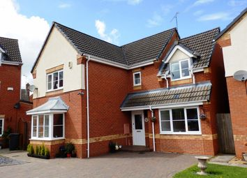 Thumbnail 4 bed property for sale in Campion Close, Bedworth