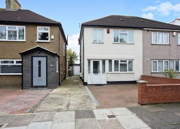 Thumbnail 3 bed semi-detached house for sale in Downing Drive, Greenford
