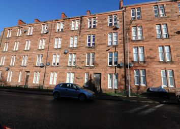 Thumbnail 1 bedroom flat for sale in Budhill Avenue, Glasgow