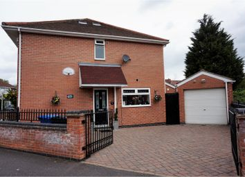 Thumbnail 3 bed semi-detached house for sale in Ellesmere Avenue, Derby