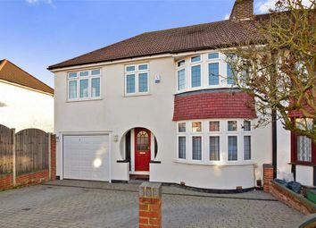 Thumbnail 5 bed semi-detached house for sale in Rydal Drive, Bexleyheath, Kent