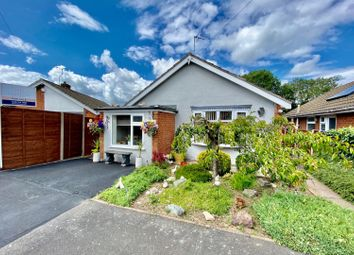 Thumbnail 2 bedroom bungalow for sale in Charnwood Close, Leicester Forest East, Leicester
