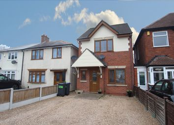 Thumbnail 3 bed detached house for sale in Jockey Road, Sutton Coldfield