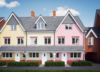 """Thumbnail 4 bedroom property for sale in """"The Halswick"""" at William Morris Way, Tadpole Garden Village, Swindon"""