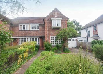 Thumbnail 3 bed semi-detached house for sale in Hallam Gardens, Hatch End, Middlesex