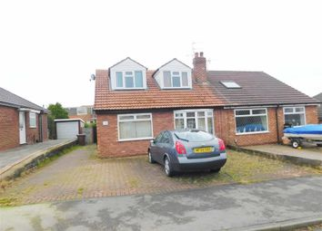 Thumbnail 5 bedroom semi-detached bungalow for sale in Beacon Road, Romiley, Stockport