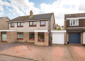 Thumbnail 3 bed semi-detached house for sale in Baberton Mains Drive, Edinburgh