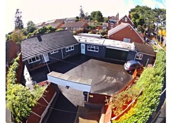 Thumbnail 2 bed detached bungalow for sale in Habberley Road, Kidderminster
