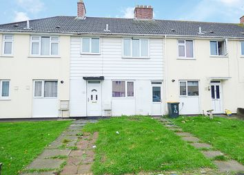 Thumbnail 3 bed terraced house for sale in Maesglas Road, Newport, Gwent