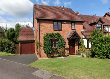 Thumbnail 3 bed mews house for sale in Silver Birch Drive, Hollywood, Birmingham