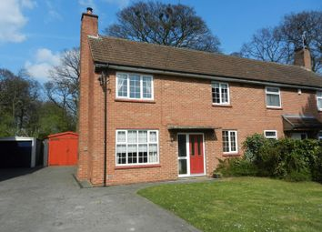 Thumbnail 2 bedroom semi-detached house to rent in Coneygrey Spinney, Flintham, Newark