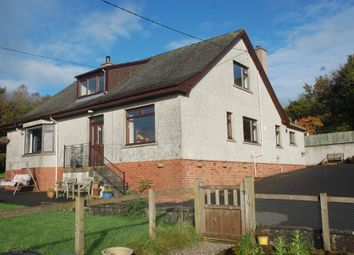 Thumbnail 4 bed detached house for sale in Craigard, Hardgate, Castle Douglas