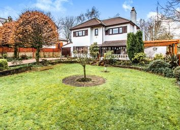 Thumbnail 3 bedroom detached house for sale in Park Road, Westhoughton, Bolton, Greater Manchester