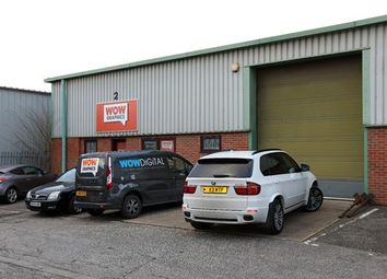 Thumbnail Light industrial to let in Unit 2, Solomon Park Industrial Estate, Cossall, Derbyshire