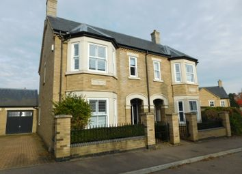 Thumbnail 3 bed semi-detached house to rent in Fleming Drive, Fairfield