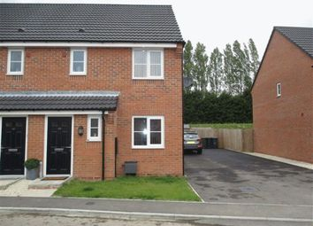 Thumbnail 3 bed property for sale in The Green, Church Street, Burbage, Hinckley
