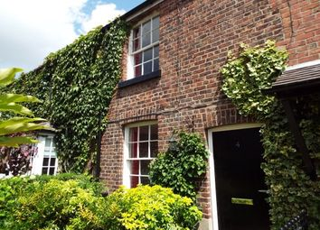 Thumbnail 2 bed cottage to rent in Church Walk, Wilmslow