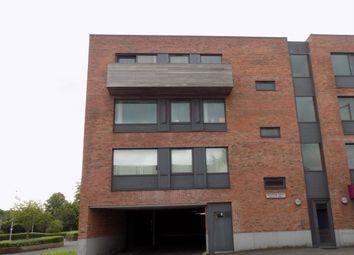 Thumbnail 2 bedroom flat to rent in 47 Manor House, Longstone Street, Lisburn