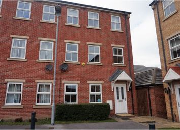 Thumbnail 4 bed end terrace house for sale in Bramble Square, Wakefield