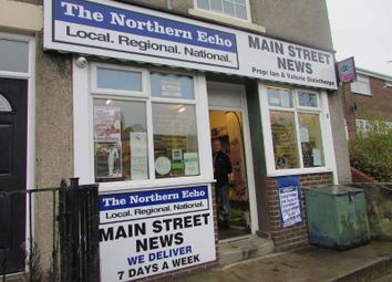 Thumbnail Retail premises for sale in 99 Main Street, Shildon