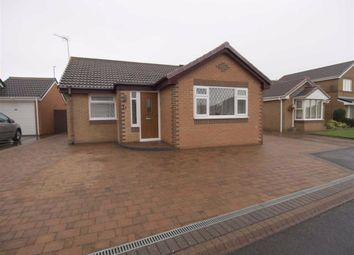 Thumbnail 3 bedroom detached bungalow for sale in Birchwood Close, Seghill, Cramlington