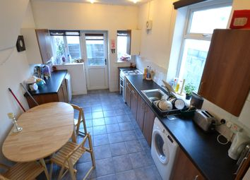 Thumbnail 4 bed property to rent in Lisvane Street, Cathays, Cardiff