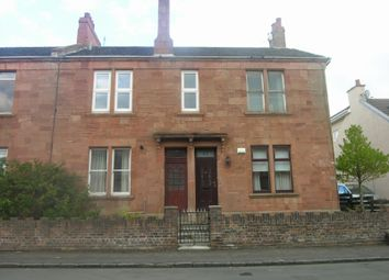 Thumbnail 1 bedroom flat for sale in Leighton Street, Wishaw