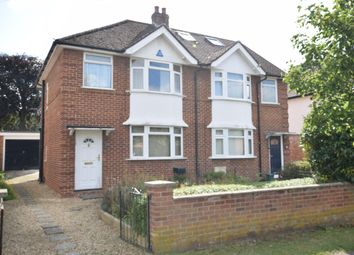 Thumbnail 3 bedroom semi-detached house for sale in Merewood Avenue, Headington, Oxford