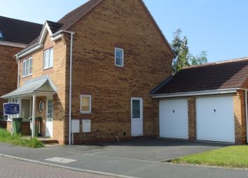 Thumbnail 3 bed link-detached house to rent in Goodheart Way, Leicester