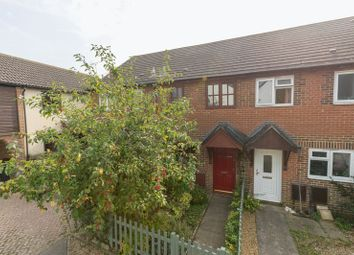 Thumbnail 2 bed terraced house for sale in Churchwood Drive, Tangmere, Chichester