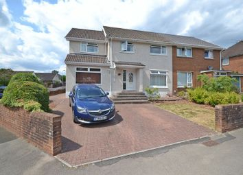 Thumbnail 4 bed semi-detached house to rent in Extended Family House, Vancouver Drive, Newport