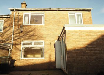 Thumbnail 3 bed terraced house to rent in Coniston Close, St Julians, Newport