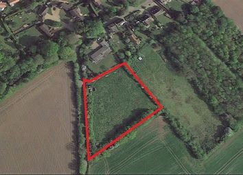Thumbnail Land for sale in Priory Road, Palgrave, Diss