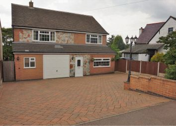 Thumbnail 4 bed detached house for sale in Main Street, Botcheston, Leicester