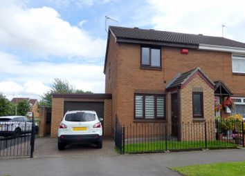 Thumbnail 3 bedroom semi-detached house for sale in Howdale Road, Hull