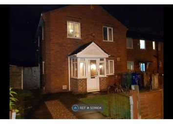 Thumbnail 3 bed semi-detached house to rent in Wilbraham Road, Manchester