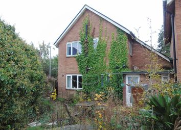 Thumbnail 3 bedroom end terrace house for sale in St. Cyres Road, Penarth