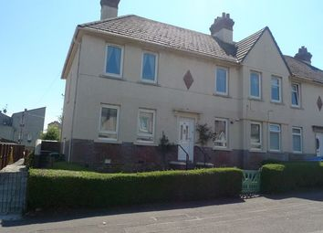 Thumbnail 2 bed flat for sale in Barnet Crescent, Kirkcaldy