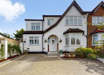 Thumbnail 5 bed semi-detached house for sale in Beaumont Road, London