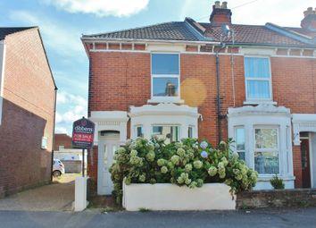 3 bed end terrace house for sale in Carnarvon Road, Gosport PO12