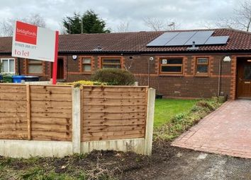 Thumbnail 2 bed bungalow to rent in Swallow Close, Warrington