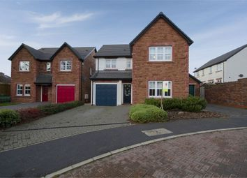 Thumbnail 4 bed detached house for sale in Clifton Hill Gardens, Clifton, Penrith, Cumbria