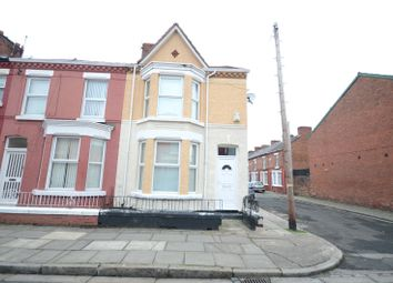 Thumbnail 2 bed end terrace house for sale in Kempton Road, Wavertree, Liverpool