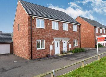 Thumbnail 3 bedroom detached house for sale in Luna Way, Peterborough, Cambridgeshire
