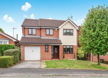 Thumbnail 5 bedroom detached house for sale in Redwing Drive, Huntington, Cannock