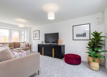 Thumbnail 3 bed terraced house for sale in Hill Road Peter's Village, Wouldham