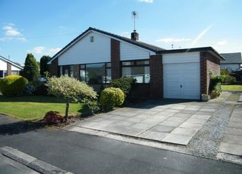 Thumbnail 3 bed bungalow for sale in Bankside, Weaverham, Northwich, Cheshire